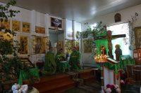День Святой Троицы в Никольском храме р. п. Ордынское
