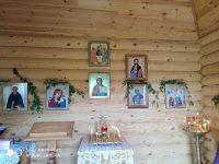 Водосвятный молебен в с. Цветниках