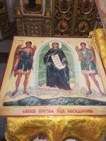 Автопробег от вредоносного, губительного и смертоносного  поветрия в Карасукской епархии
