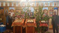 Праздник Святой Троицы в с. Половинном