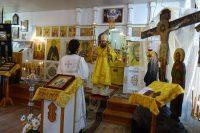 Архиерейская служба в день празднования Рождества Иоанна Предтечи