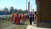 Престольный праздник в Багане