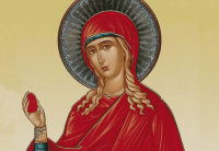 Святая Мария Магдалина – проповедь преданной любви
