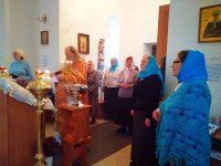 Празднование Иверской иконы Пресвятой Богородицы в г. Карасуке