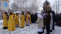 Престольный праздник св. ап. Андрея Первозванного в Кафедральном соборе г. Карасука (видео)