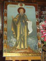 Подвижник из глубины палестинской пустыни: проповедь митрополита Марка о преподобном Савве Освященном