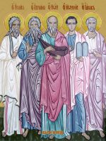 Проповедь в Неделю святых праотец