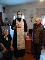 Приходская жизнь в условиях карантина в Доволенском районе