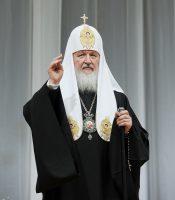 Патриарх Московский и всея Руси Кирилл поздравил епископа Филиппа с Рождеством Христовым и Новолетием