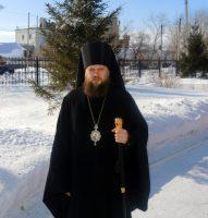 Видеопоздравление с Рождеством Христовым Его Преосвященства Филиппа епископа Карасукского и Ордынского (видео)