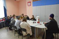 Беседа  в Купинском молодежном центре