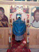 Прославление  Иверской иконы Божией Матери в с. Довольном