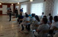 Вручение архиерейских наград врачам Кочковской центральной районной больницы