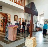 Последняя Пассия в этом году в Кафедральном соборе г. Карасука