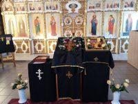 Богослужения в храме с. Багана в период Великого поста