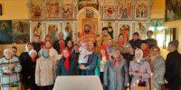 Благодатный огонь в храмах Карасукской епархии