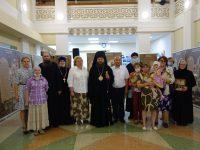 Епископ Филипп принял участие в открытие выставке «РУССКОЕ ПРИСУТСТВИЕ НА СВЯТОЙ ЗЕМЛЕ»