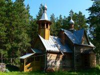 Великое освящение храма во имя святителя Николая Чудотворца с. Нижнекаменки Ордынского района
