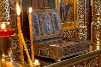 В Карасукскую епархию прибудут  мощи святого благоверного князя Александра Невского