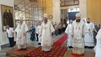 Дружественный визит епископа Филиппа и епископа Луки в Нижнетагильскую епархию