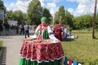Юбилей с. Цветники Здвинского района