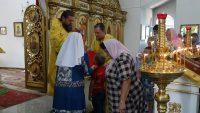 Праздник свв.  апостолов Петра и Павла  в Кафедральном соборе г. Карасука (видео)