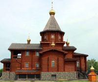 День Крещения Руси в с. Верх-Каргате