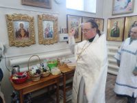 Праздник Преображения Господня в с. Здвинске