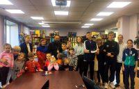 Встреча епископа Филиппа в начале учебного года с детьми-сиротами в детских  центрах «Созвездие» и «Теплый дом»