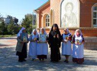 5-летие сестричества во имя свт. Луки Крымского  при Кафедральном соборе г. Карасука (видео)