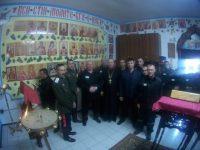 Престольный праздник в   ИК-13 с. Раисино
