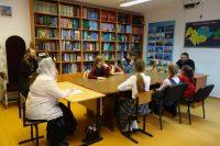 Начало занятий воскресной школы  в Кафедральном соборе г. Карасука