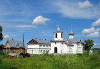 Михаило-Архангельский женский монастырь в с. Малоирменка.