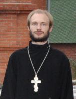 Иерей Антоний Баранов, секретарь Карасукской епархии