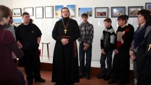 Фотовыставка Святых мест закончила свою работу в Довольном