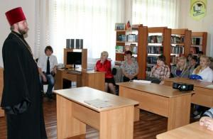 Аз, Буки, Веди. День славянской письменности и культуры в центральной библиотеке Карасукского района