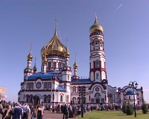 В Новокузнецке открыт храм-мемориал погибшим горнякам — самый большой шахтерский храм в России