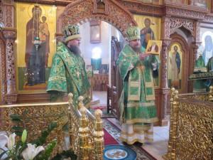 Дружественный визит в Салехардскую епархию