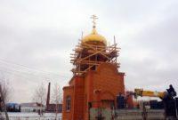 г. Карасук — Храм во имя святого равноапостольного князя Владимира