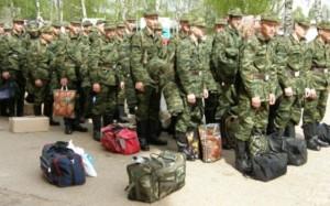 «Всероссйский день призывника» в р. п. Чистоозерном