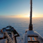 Суровая красота Ледовитого океана