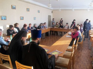 Круглый стол в Ордынске: «Духовно-нравственное воспитание школьников».