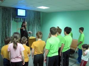 Дети сироты в психиатрической больнице