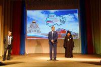 Поезд «За духовное возрождение России» прибыл в Баганский район (видео)
