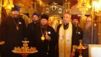 Поезд «За духовное возрождение России» прибыл в  Купинский район Карасукской епархии  (видео)