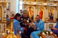 Архиерейское служение в день праздника Введения во храм Пресвятой Богородицы (видео)