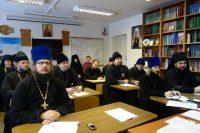 Ежегодное итоговое Епархиальное собрание Карасукской епархии