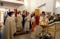 Рождество Христово в Кафедральном городе Карасуке (видео)