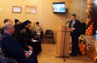 Торжественное открытие VIII Карасукских Межрайонных Рождественских образовательных чтений в г. Карасуке (видео)