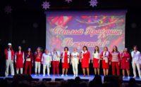 Рождественский концерт в Ордынске (видео)